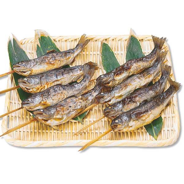 焼山女・焼岩魚